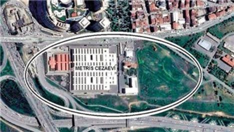 Metris Cezaevi'nin bulunduğu araziye 'Adalet Sarayı' yapılacak