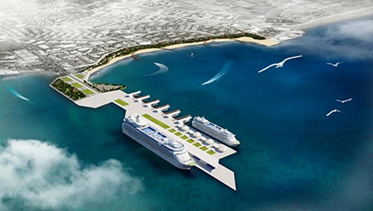 İstanbul Yenikapı'ya kruvaziyer limanı yapılacak