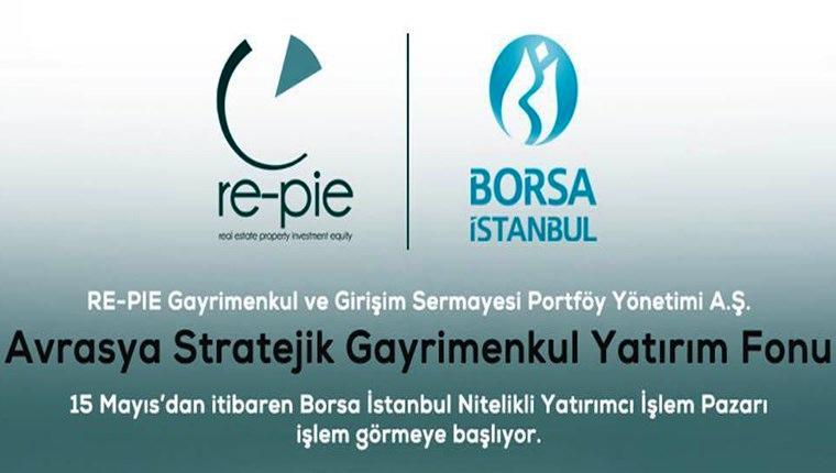 Avrasya Stratejik GYF gong töreni 15 Mayıs'ta!