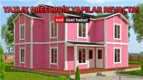 Prefabrik ev fiyatları 2018'de ne kadar oldu?
