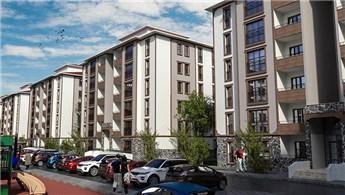 TOKİ Sivas'ta yeni bir mahalle inşa ediyor