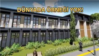 Arnavutköy'deki Darülaceze için çalışmalar başlıyor