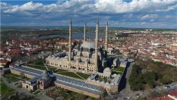 Selimiye Cami, çimentodan arındırılacak
