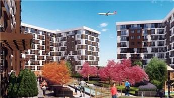Edonia Garden'da daireler 210 bin TL'den başlıyor