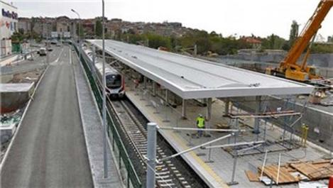 Halkalı-Gebze demiryolu hattının yüzde 80'i tamamlandı