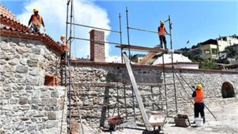 Namazgâh Hamamı'na 1.2 milyon liralık restorasyon!