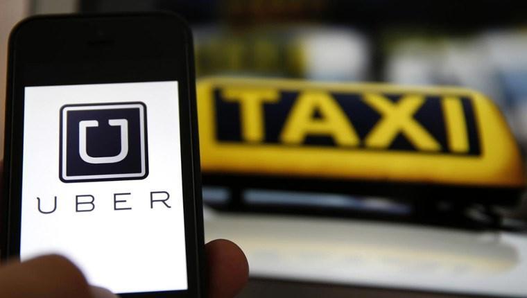 Taksi müşterilerinin yüzde 40'ı UBER'i denemiş