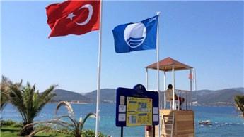 Türkiye'den 459 plaj mavi bayrak almaya hak kazandı