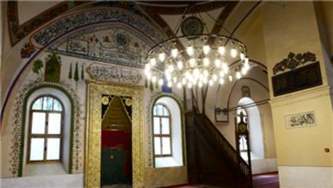 Uşak'ın Ulu Camisi'nin restorasyonu tamamlandı