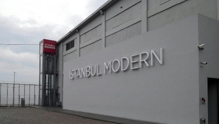 İstanbul Modern'in geçici mekanı mayısta açılıyor