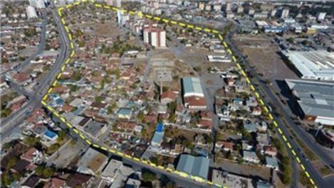 Kazım Karabekir Mahallesi'nde kentsel dönüşüm başladı