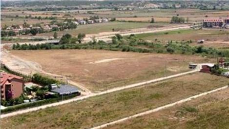 Ankara Defterdarlığı'ndan 2.2 milyon TL'ye satılık tarla!