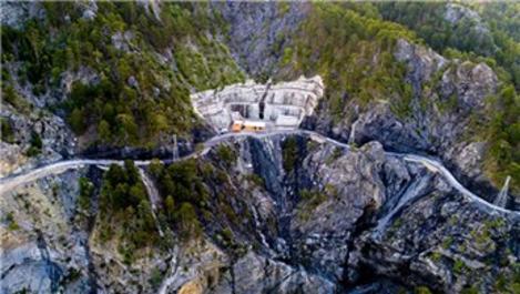 Toros Dağları, dev tünellerle aşılıyor