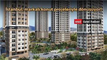 İstanbul'un çehresini değiştiren kentsel dönüşüm projeleri!