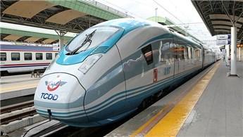 Yüksek Hızlı Tren'den 437 milyon TL'lik enerji tasarrufu!