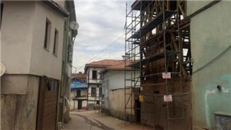 Osmaneli'ndeki 50 konağın restorasyonu devam ediyor