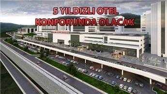 İzmir Bayraklı Entegre Sağlık Kampüsü erken açılacak