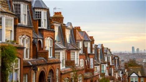 Londra'da konut fiyatları yüzde 0,7 azaldı