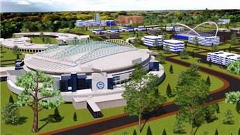 Marmara Üniversitesi'nin yeni kampüs inşaatı başlıyor