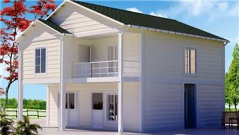 'Prefabrik ev alırken malzeme kalitesine dikkat edilmeli'
