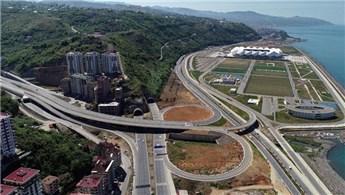 Trabzon'da ulaşıma 15 yılda 9,2 milyar lira harcandı