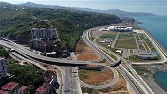 Trabzon'da tünel ve köprü yapımına 9,2 milyar TL'lik yatırım!