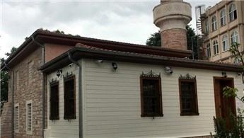Restorasyonu tamamlanan Davutağa Camisi ibadete açılıyor