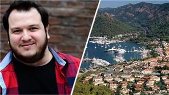 Şahan Gökbakar, Göcek'ten 1 milyon euroya villa bakıyor