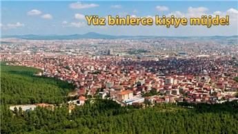 Sultanbeyli'de tapu sorunu çözülüyor!