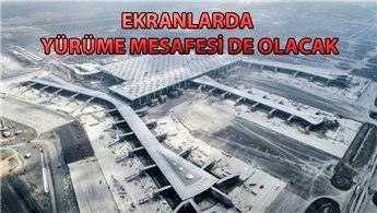 3. Havalimanı'nda 1.8 kilometrelik mesafeye özel önlem