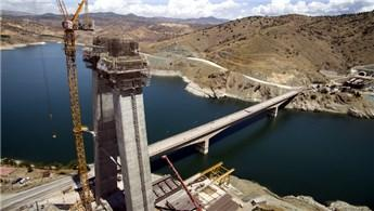Yeni Kömürhan Köprüsü ve Bağlantı Tüneli'nde sona yaklaşıldı