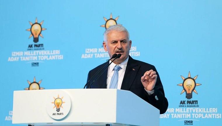 İzmir'e yapılacak yeni havalimanının adı açıkladı!