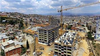 İzmir Uzundere'de kentsel dönüşüm martta bitiyor