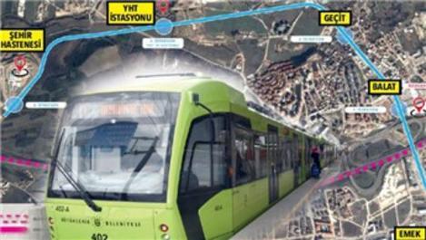 Bursaray'a 4 yeni istasyon ekleniyor