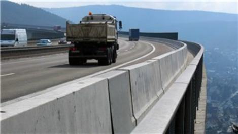 Beton bariyerler ile trafik kazalarını en aza indirmek mümkün!