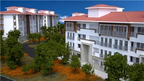 TOKİ Manisa Kırkağaç'ta 234 konut inşa edecek