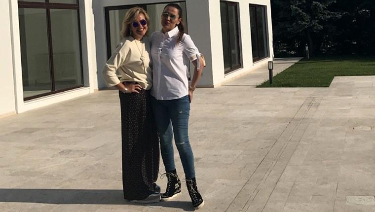 Demet Akalın'ın villası 3.5 milyon lira değer kazandı!