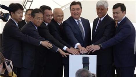 Türk-Güney Kore firmaları yol inşaatına başladı!