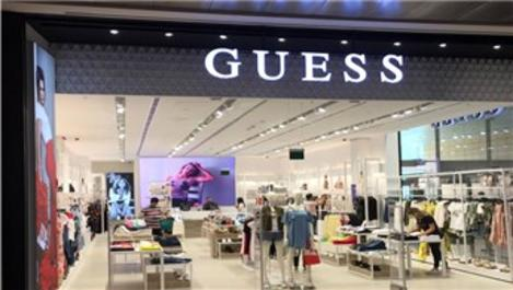 Ankara Cepa AVM'de Guess açıldı!
