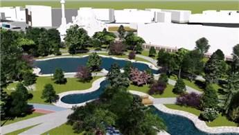 İstanbul'a 5 yeni Millet Bahçesi geliyor!