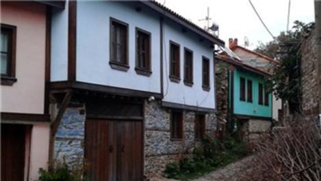 Cumalıkızık'taki restorasyon çalışmaları sürüyor