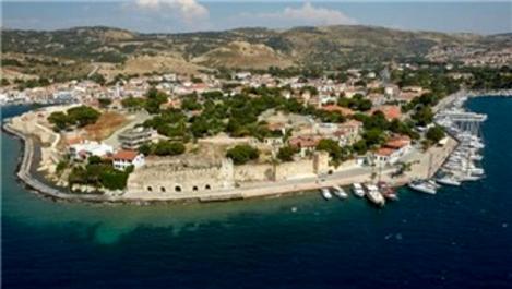 Foça Fransız Tatil Köyü 49 yıllığına kiralanıyor