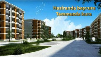 TOKİ'den 1356 konutluk yeni proje!