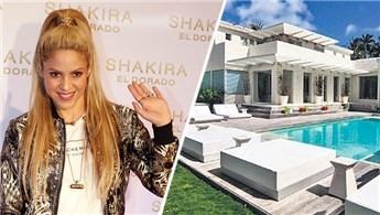 Shakira, Miami'deki Türk izleri taşıyan malikanesini satıyor!