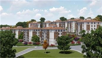 TOKİ'den Erzincan Refahiye'ye yöresel mimaride 220 konut