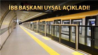 Üsküdar Çekmeköy Metrosu'nun açılış tarihi belli oldu!