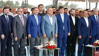 Antalya'da kentsel dönüşüm projesinin temeli atıldı