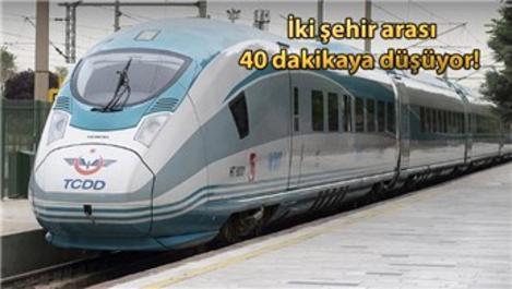 Konya-Karaman-Mersin hızlı tren hattı çalışmalarında sona gelindi