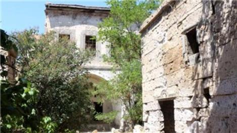 Tarihi Rahim Hoca Konağı'nda restorasyon başladı