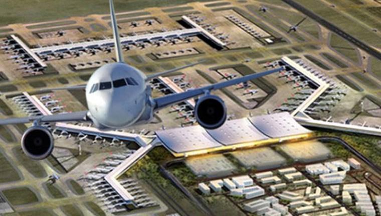 3. Havalimanı uçak iniş ve kalkışına hazır!